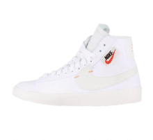 100% authentic 24747 3d3c2 Nike Women s Blazer Mid Rebel White Platinum Tint