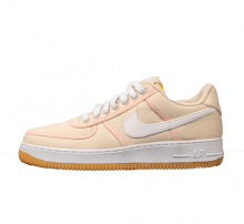 meet 9c9f2 15020 Nike Air Force 1  07 Premium Light Cream White-Crimson Tint