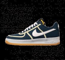 Nike Air Force 1 '07 Premium Armory Navy/White-Volt