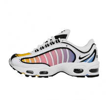 Nike Women's Air Max Tailwind IV White/University Blue-Psychic Pink