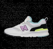 New Balance CM997HRR White/Tidepool/Violet
