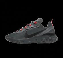 Nike React Element 55 Dark Grey/Black