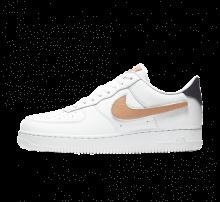 Nike Air Force 1 '07 LV8 3 White/Obsidian-Vachetta Tan