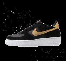 Nike Air Force 1 '07 LV8 Black/Metallic Gold