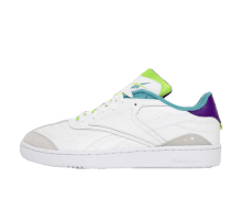 Reebok Club C RC 1.0 White/Regal Purple-Skull Grey