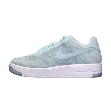 Nike WMNS Air Force 1 Flyknit Glacier Blue/White