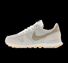 Nike WMNS Internationalist Pale Grey/Khaki-Summit White