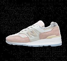 New Balance M997LBH White/Pink