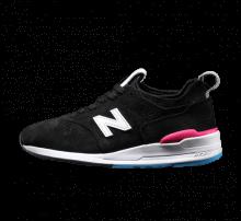 New Balance M997 VB2 Black / Pink Glo