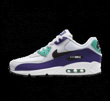 Nike Air Max 90 Essential White/Black-Hyper Jade