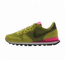 Nike WMNS Internationalist Peat Moss/ Olive Flak
