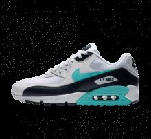 Nike Air Max 90 Essential White/Aurora Green-Obsidian