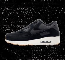 Nike Air Max 90 Ultra 2.0 Leather Black/Light Bone-Gum
