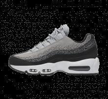 Nike Women's Air Max 95 Premium Black/Wolf Grey
