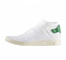 Adidas Stan Smith Sock PK W Footwear White / Green