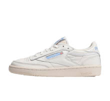Reebok Women's Club C 85 Chalk/Paper White/Blue