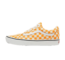 Vans Comfycush Old Skool Checkerboard Zinnia/True White