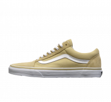 Vans Old Skool Pale Khaki/True White
