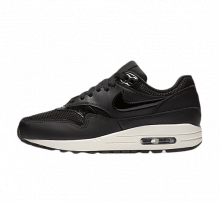 Nike Women's Air Max 1 Black/Black-Summit White