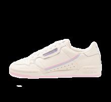buy popular cef16 99461 Adidas Continental 80 Ecru Tint True Pink