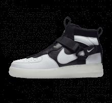 Nike Air Force 1 Utility Mid Off White/Black-White