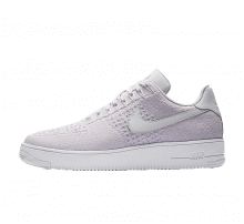 Nike Air Force 1 Ultra Flyknit Low Light Violet / White