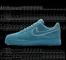 Nike Air Force 1 '07 LV8 Suede Noise Aqua/Blue Force