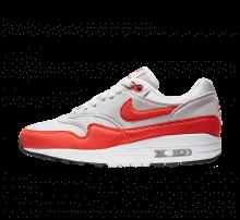 Nike Women's Air Max 1 Vast Grey/Habanero Red