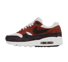 Nike Women's Air Max 90/1 Red Sepia/Oil Grey