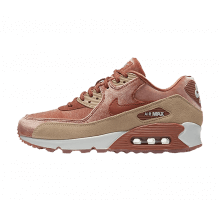 Nike Women's Air Max 90 LX Dusty Peach/Bio Beige