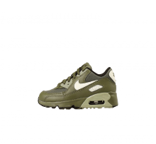 Nike Air Max 90 Mesh TD Cargo Khaki/Light Bone-Dark Stucco