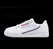 Adidas Women's Continental 80 Footwear White/Ice Mint
