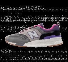 New Balance Women's CW997HXD Cordura Grey/Purple