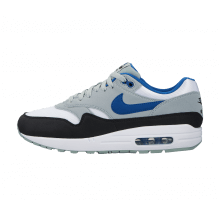 Nike Air Max 1 White/Gym Blue-Light Pumice