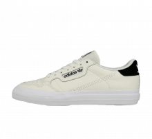 Adidas Continental Vulc Off White/Core Black