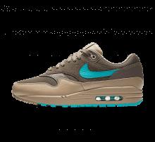 Nike Air Max 1 Premium Ridgerock/Turbo Green-Khaki