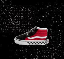 Vans Sk8-Mid Reissue V Logo Pop Black/True White