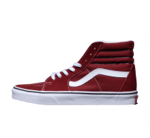 Vans SK8-Hi Madder Brown / True White