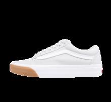 Vans Old Skool Gum Bumper True White/True White