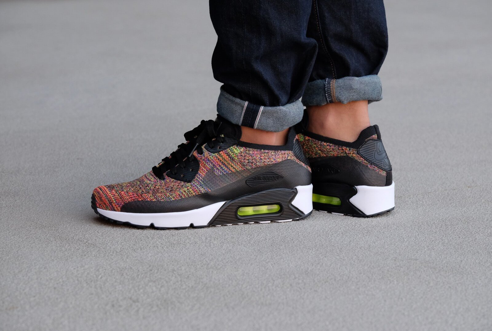 air max flyknit homme 90