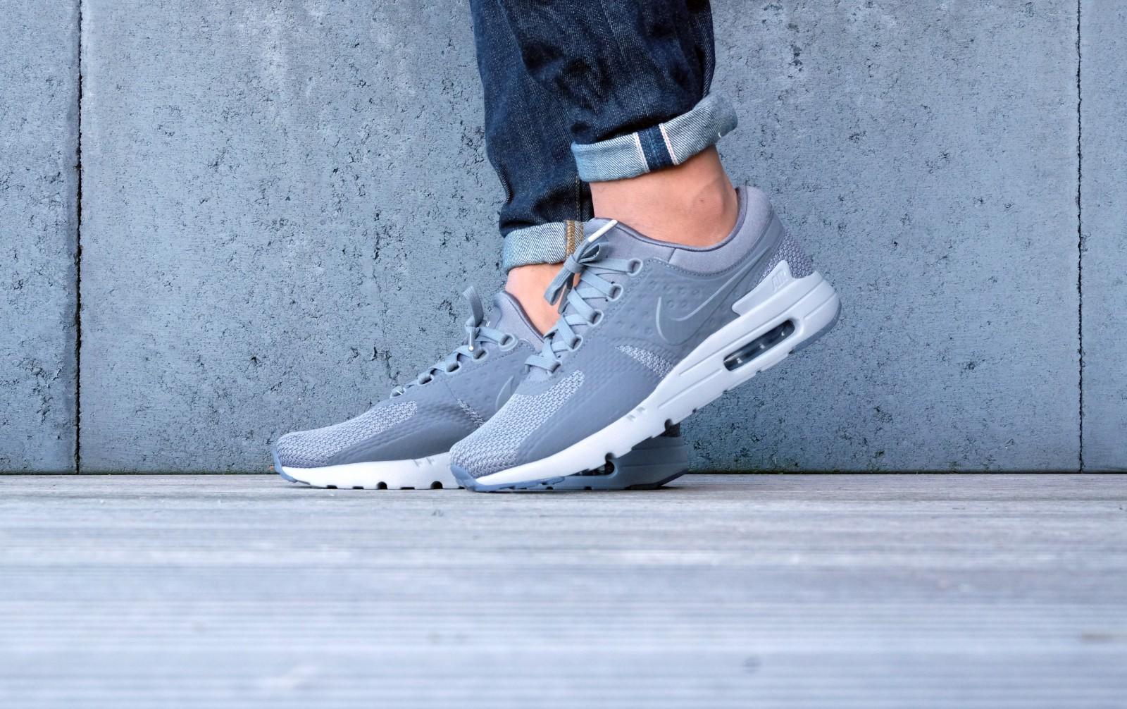 Nike Air Max Zero QS Cool Grey/Dark Grey - Wolf Grey