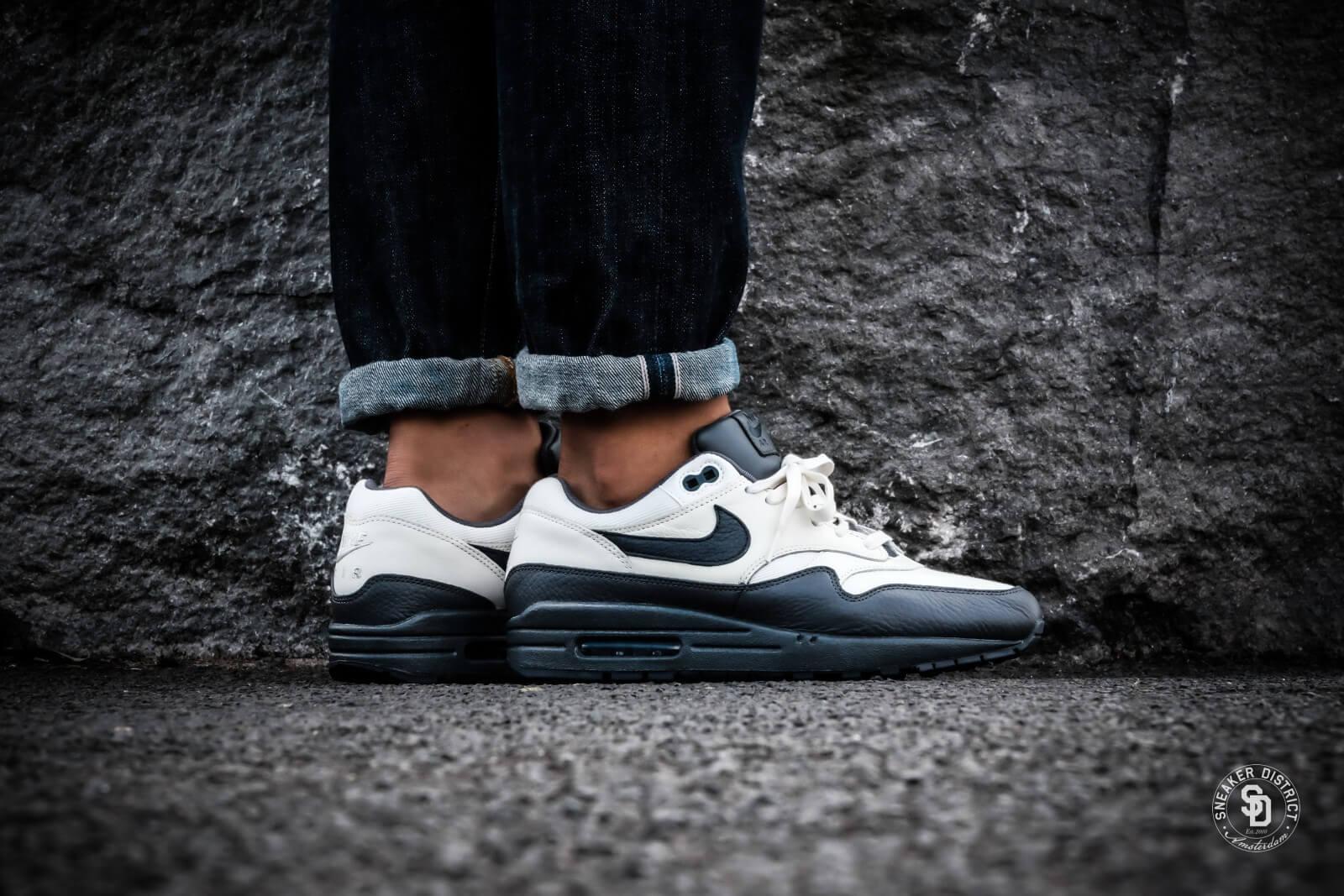 Nike Air Max 1 Premium Dark Obsidian Le Site de la Sneaker