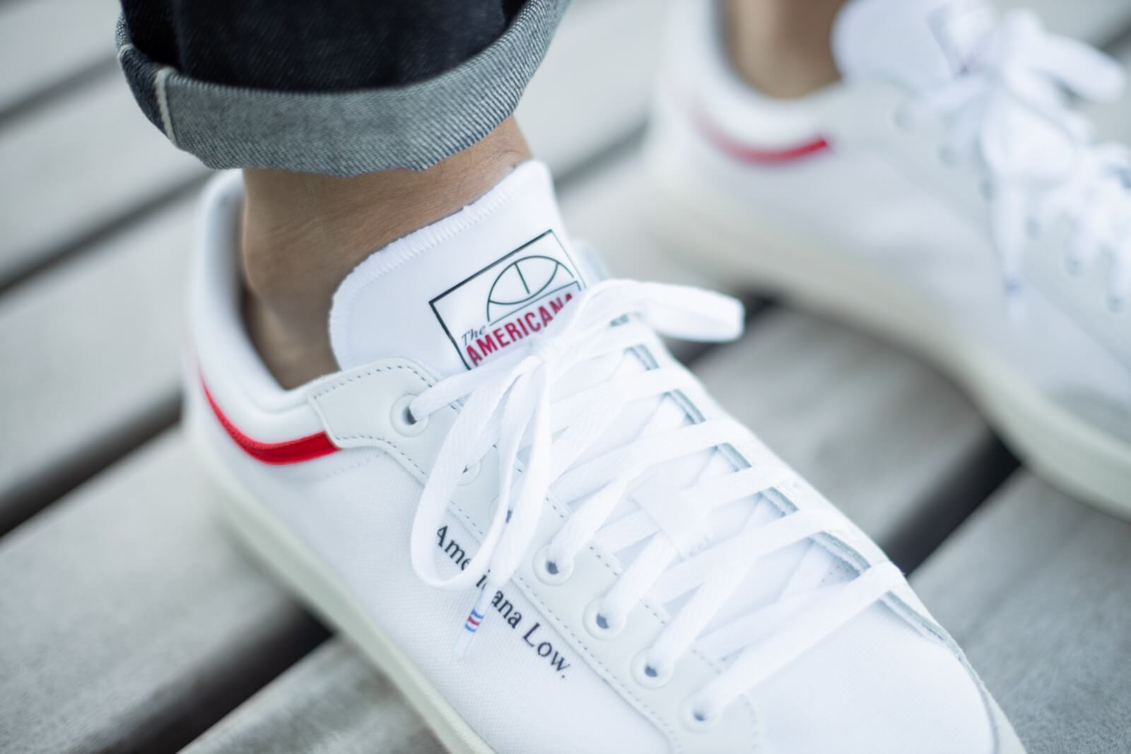 chaussure adidas americana low
