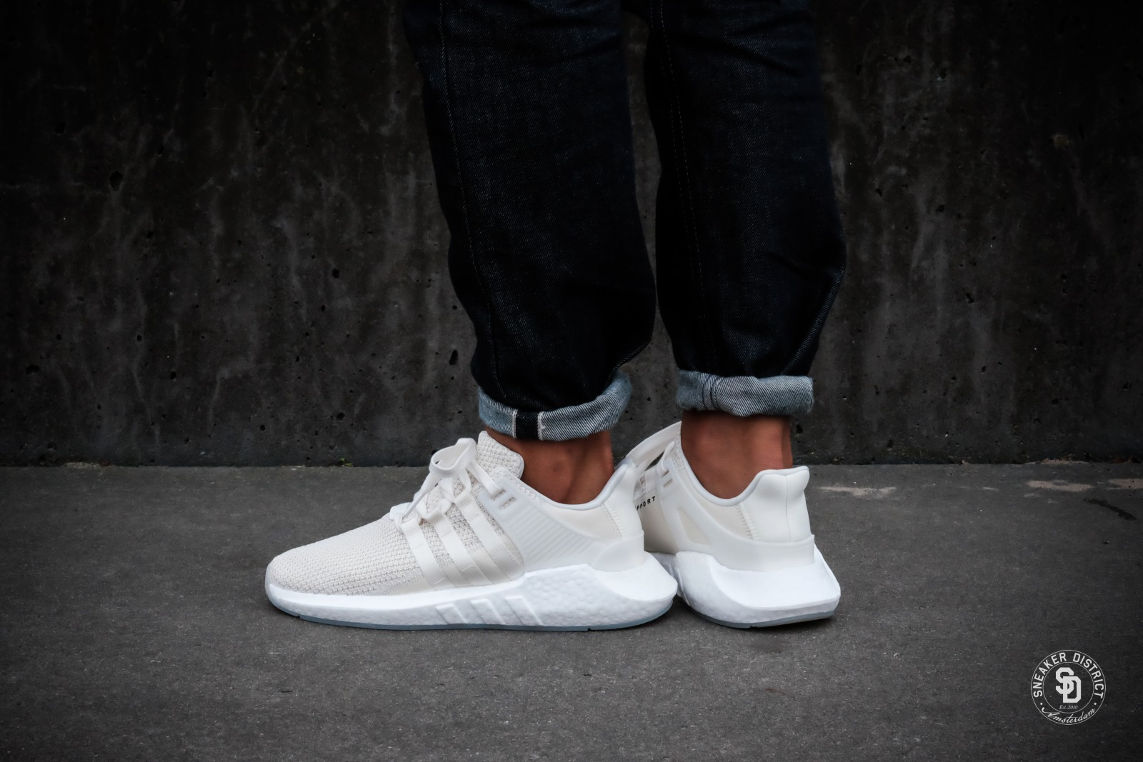 reputable site de967 a7097 Adidas EQT Support 9317 Off WhiteFootwear White BZ0586