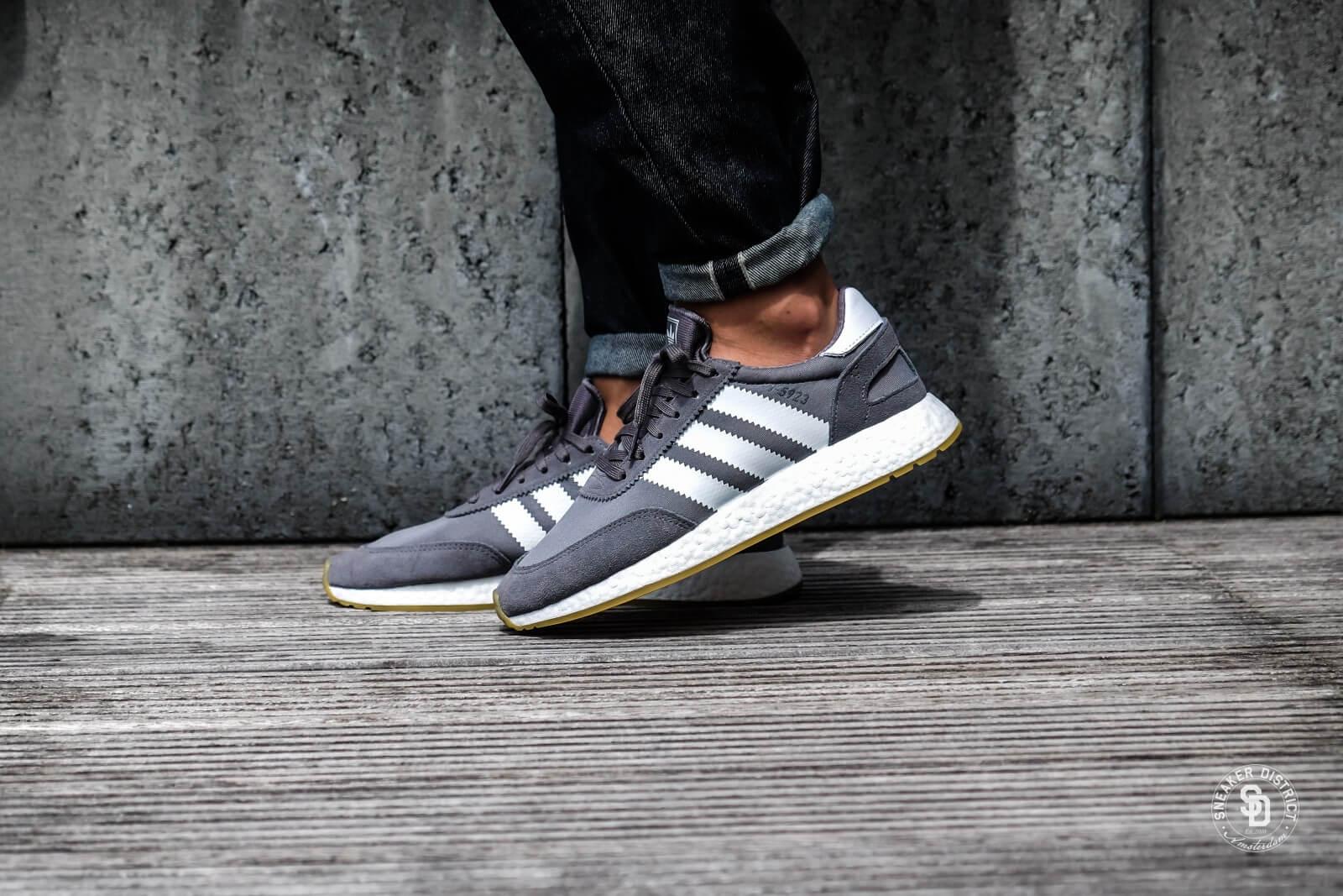 Adidas I-5923 Grey Four/White