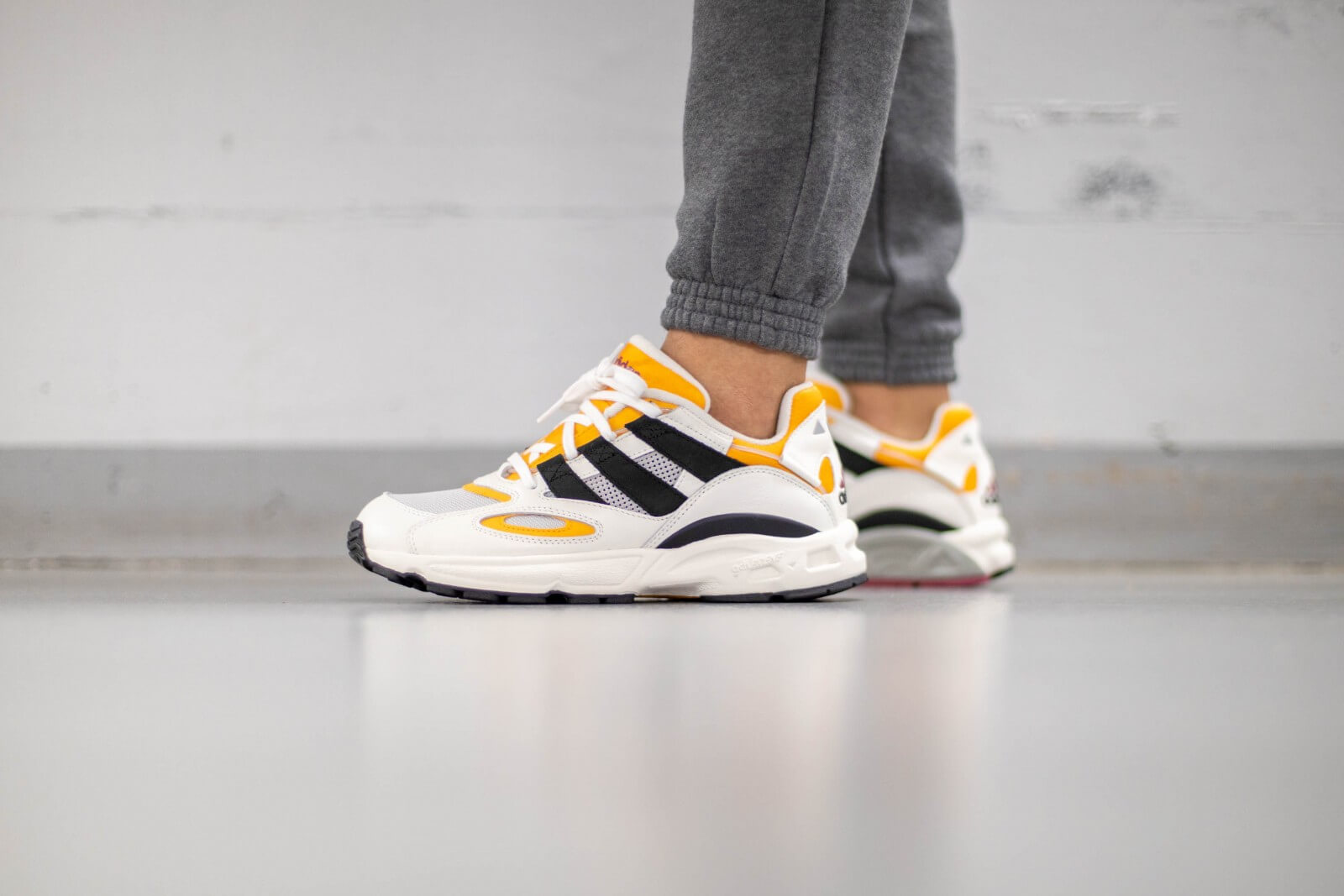 Adidas LXCON 94 Cloud WhiteReal Gold EF4471