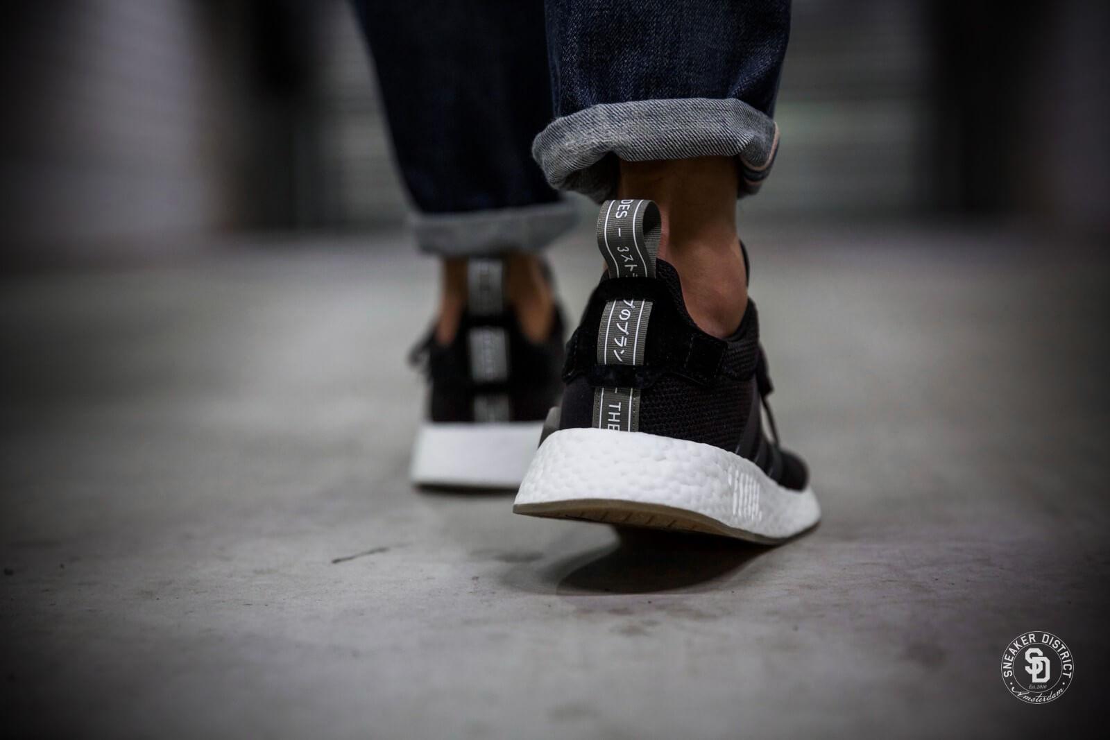 Adidas Nmd R2 Svart 6ftJad