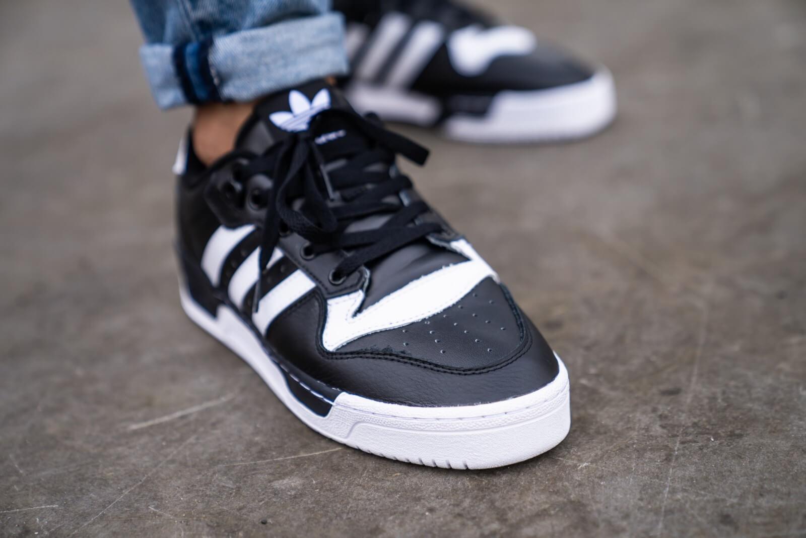 Adidas Rivalry Low Core BlackFootwear White EG8063