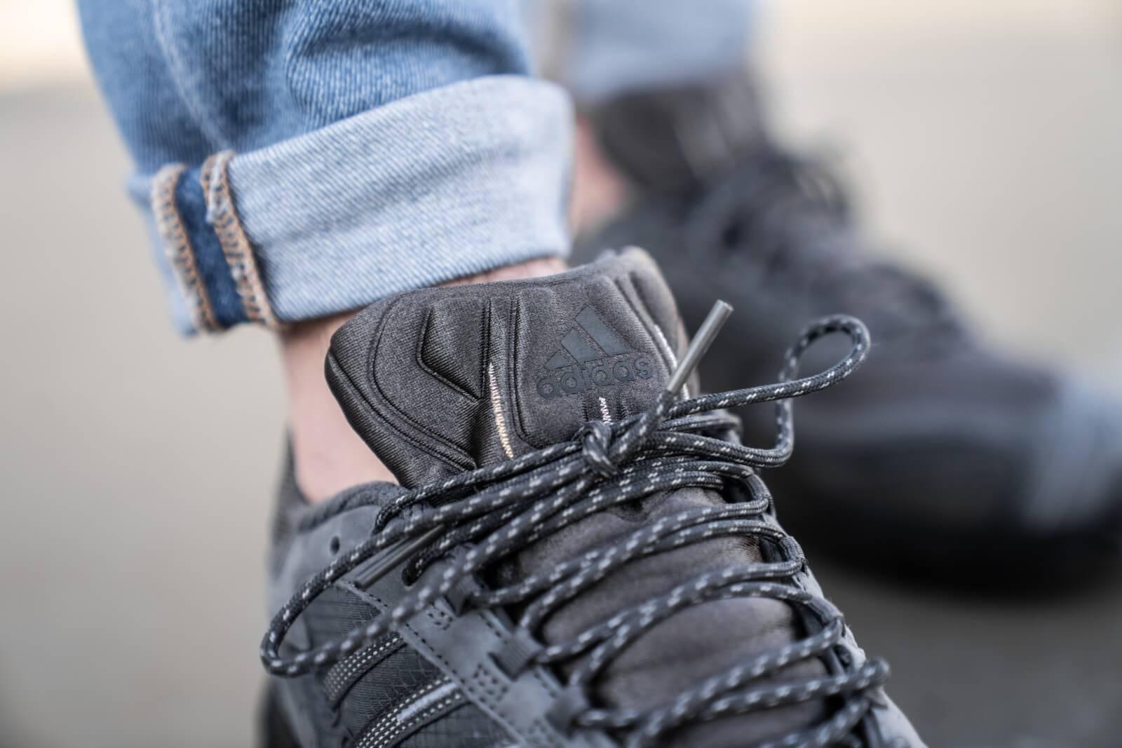 Adidas Torsion TRDC Grey SixCore Black EH1551