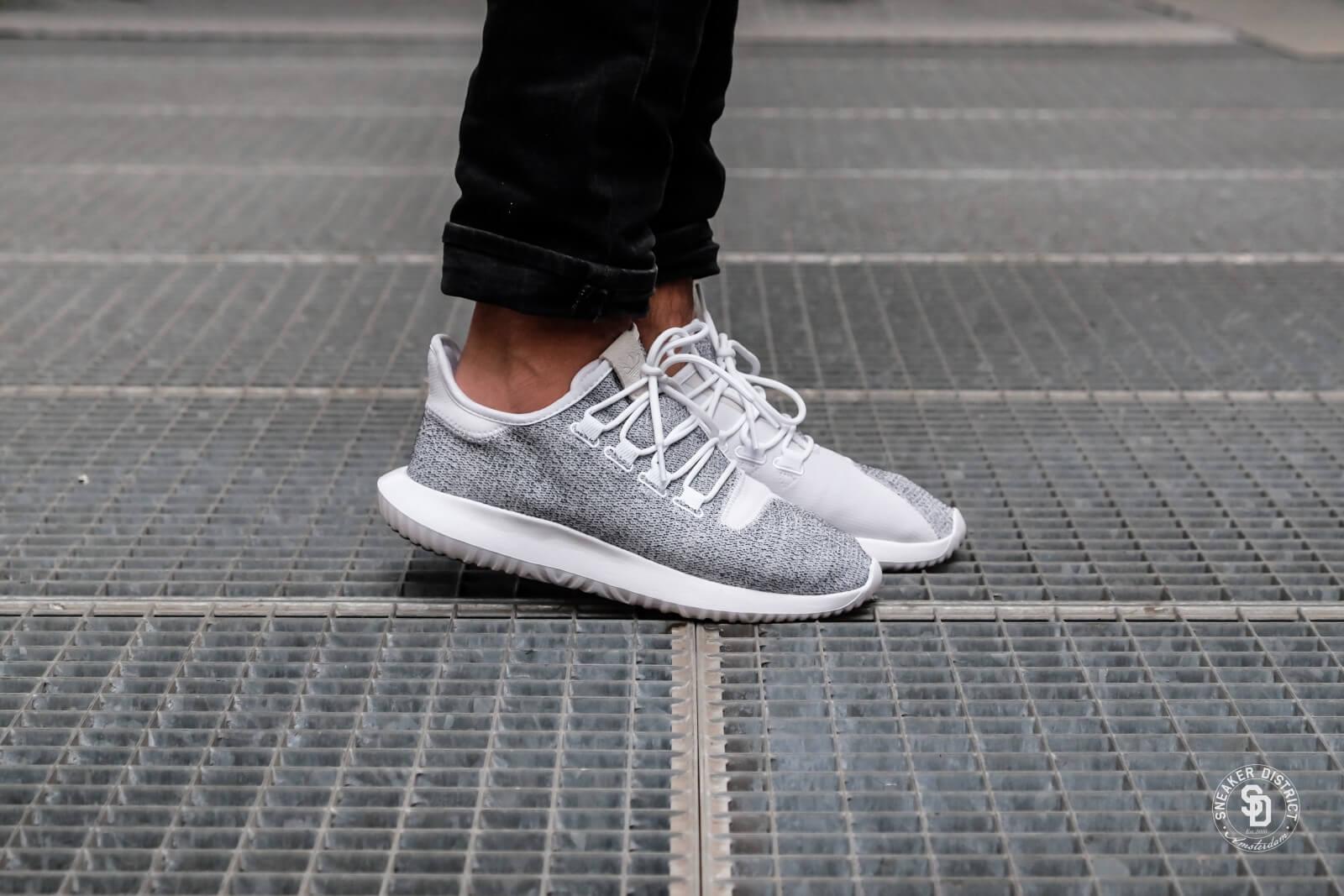 Adidas Tubular Shadow Grey/Footwear White